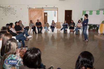 Equipe participa de Oficina de Planejamento do Hospital Flávio Leal